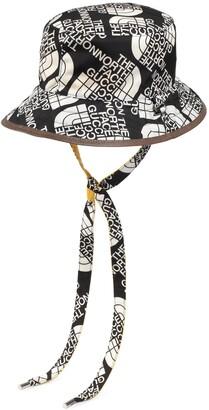 Gucci The North Face x self tie nylon hat