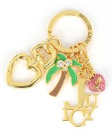 Juicy Couture Beach Escape Key Fob