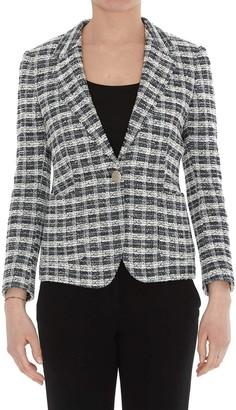 Saulina Tweed Blazer