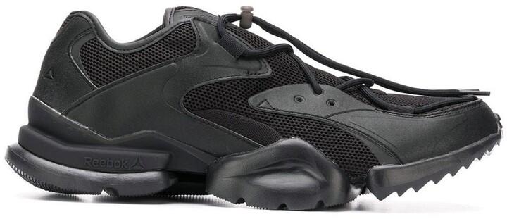 Reebok Run_R_96 chunky sole sneakers
