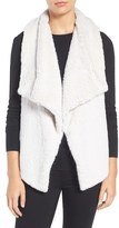 BB Dakota Women's Albion Wubby Faux Fur Vest