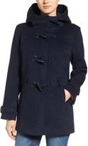 Pendleton Women's Roslyn Waterproof Lambswool Blend Hooded Coat