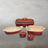 Le Creuset Stoneware 8-Piece Bakeware Set