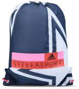 adidas by Stella McCartney Stella McCartney star drawstring gym bag
