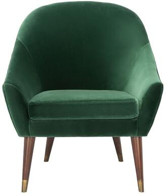 Safavieh Jayana Barrel Back Accent Chair