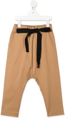 Unlabel Carmel dropped crotch trousers