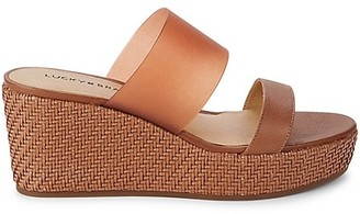 Lucky Brand Brindia Wedge Sandals