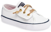 Sperry Seacoast Jr. Sneaker (Walker & Toddler)