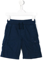Ralph Lauren logo embroidered shorts - kids - Cotton - 2 yrs