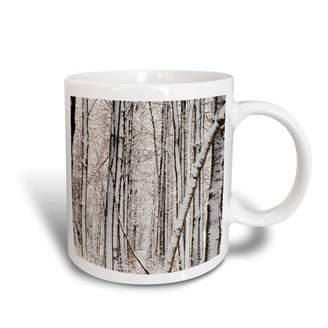Eagle Creek 3drose 3dRose Indianapolis, Indiana, City Park, Winter - US15 AMI0168 - Anna Miller, Ceramic Mug, 11-ounce