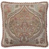 "Croscill Birmingham 18"" Square Decorative Pillow"