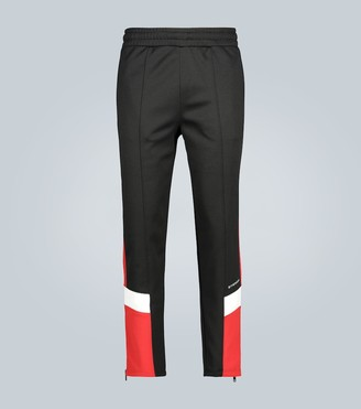 Givenchy Contrasting trackpants