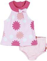 Magnificent Baby 'Sasha' Sundress & Bloomer Set (Baby) - Pink-9 Months