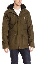 Carhartt Men's Faux Shearling Lined Quick Duck Parka