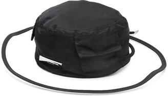 Heron Preston Clear Brim Hat