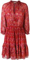 Ulla Johnson floral print dress - women - Silk/Polyester - 2