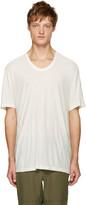 Alexander Wang Ivory Pilled T-Shirt