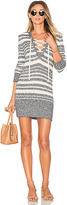 Lovers + Friends Simply Mine Sweater Dress in White. - size L (also in M)