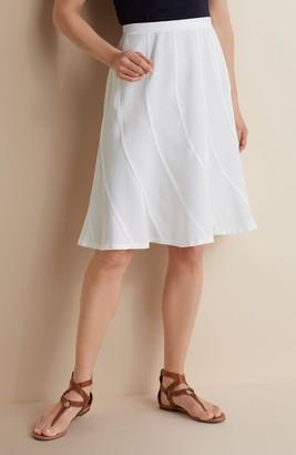 Soft Surroundings Petites Talais Skirt