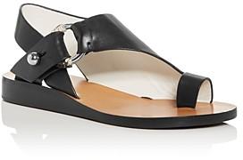 Rag & Bone Women's Arc Slingback Demi-Wedge Sandals
