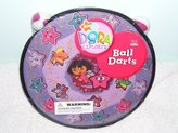 Nickelodeon Nick Jr. Dora the Explorer Ball Darts