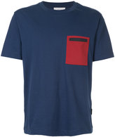 Cerruti contrast pocket T-shirt