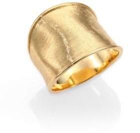 Marco Bicego Lunaria 18K Yellow Gold Medium Band Ring