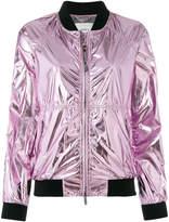 Rossignol W laminated urban bomber jacket