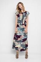 Zadig & Voltaire Rain Camo Deluxe Dress
