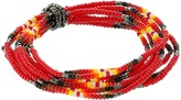 Chan Luu Multi Strand Stretch Seed Bead Bracelet