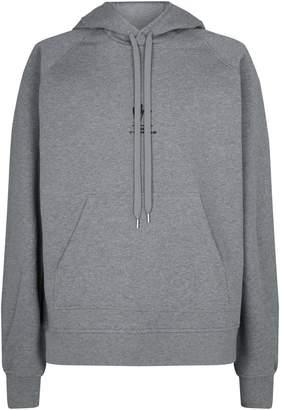 Neil Barrett Oversized Logo Hoodie