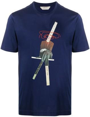 Ermenegildo Zegna graphic print T-shirt