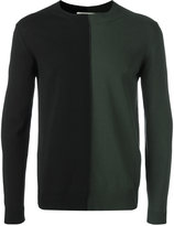 Marni two tone jumper - men - Cotton - 46