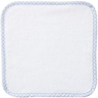 Pottery Barn Kids Gingham Washcloth Set of 3