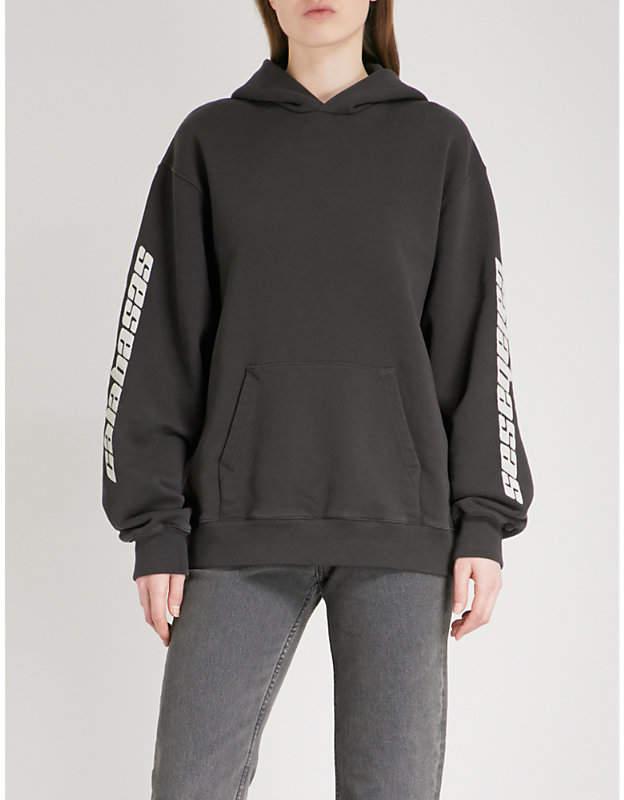 Yeezy Season 5 Calabasas cotton-jersey hoody