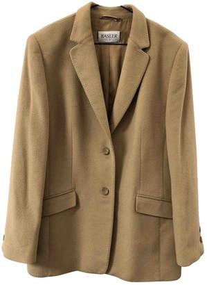 Basler Beige Wool Jacket for Women Vintage