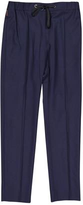 Louis Vuitton Navy Wool Trousers for Women
