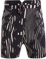 Vivienne Westwood Samurai Shorts Black