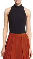 Theory Vohani Fine Knit Sleeveless Top