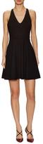 Susana Monaco Lorena V-Neck A-Line Dress