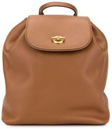 Celine Pre Owned ring motif backpack