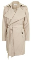 Rare **Belted Trench Coat