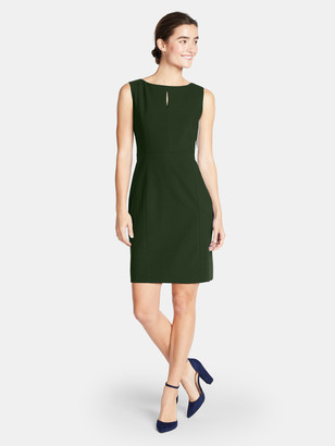 Of Mercer Christopher Dress - Army Green