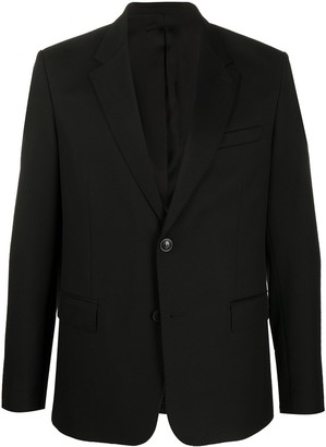 Ami Single-Breasted Suit Jacket