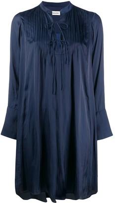Zadig & Voltaire Rakin satin dress