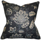 Barclay Butera Avalon 22x22 Linen Pillow - Navy