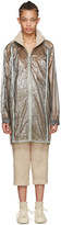Cottweiler Grey Glaze Coach Coat