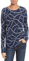 Equipment Women's Sloane Star Print Cashmere Sweater