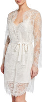 Lise Charmel Art et Volupte Short Lace Robe