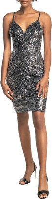 Dress the Population Viviane Sequin Cocktail Dress